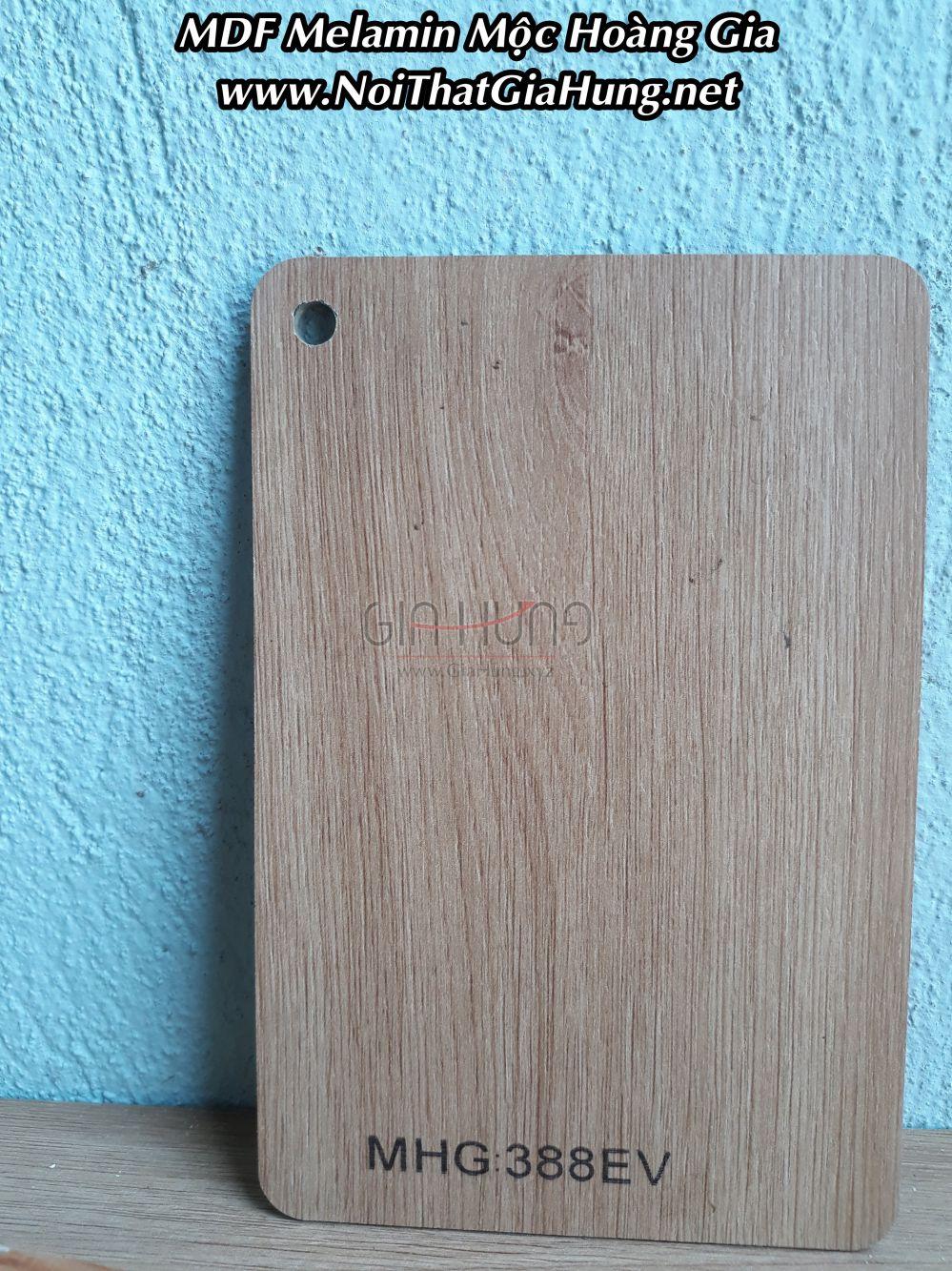[Tài Nguyên] Bảng màu - vân gỗ Melamin phủ trên bề mặt MDF - thương hiệu Mộc Hoàng Gia - mã MHG